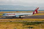 snow_shinさんが、関西国際空港で撮影したカタール航空 A330-202の航空フォト(飛行機 写真・画像)