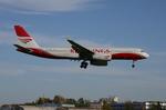 RUSSIANSKIさんが、ブヌコボ国際空港で撮影したレッドウィングス Tu-204-100の航空フォト(飛行機 写真・画像)