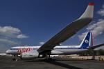 RUSSIANSKIさんが、シャルジャー国際空港で撮影したカヴミンヴォディアヴィア航空 Tu-204-100の航空フォト(飛行機 写真・画像)