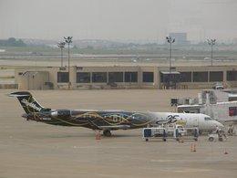 航空フォト:N821SK スカイウエスト CRJ-900
