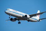 パンダさんが、成田国際空港で撮影した中国国際航空 A321-213の航空フォト(写真)