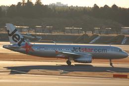 T.Kenさんが、成田国際空港で撮影したジェットスター A320-232の航空フォト(飛行機 写真・画像)