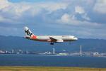 snow_shinさんが、関西国際空港で撮影したジェットスター・アジア A320-232の航空フォト(飛行機 写真・画像)