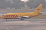 jun☆さんが、ドンムアン空港で撮影したトランスマイル・エア・サービス 737-275C/Advの航空フォト(写真)