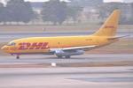 jun☆さんが、ドンムアン空港で撮影したトランスマイル・エア・サービス 737-205Cの航空フォト(写真)