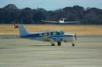 rjnsphotoclub-No.07さんが、静岡空港で撮影した日本個人所有 A36 Bonanza 36の航空フォト(飛行機 写真・画像)