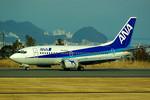 rjnsphotoclub-No.07さんが、静岡空港で撮影したANAウイングス 737-54Kの航空フォト(飛行機 写真・画像)