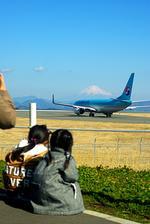 rjnsphotoclub-No.07さんが、静岡空港で撮影した大韓航空 737-8SHの航空フォト(写真)
