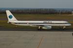 RUSSIANSKIさんが、新潟空港で撮影したダリアビア航空 Tu-214の航空フォト(飛行機 写真・画像)