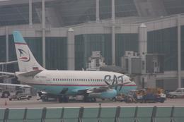 airdrugさんが、仁川国際空港で撮影したサハリン航空 737-2J8/Advの航空フォト(飛行機 写真・画像)