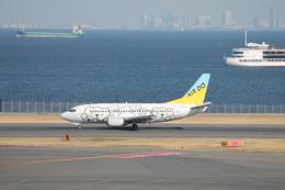 羽田空港 - Tokyo International Airport [HND/RJTT]で撮影されたAIR DO - Hokkaido International Airlines [HD/ADO]の航空機写真
