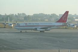 ぷのんさんが、プノンペン国際空港で撮影したロイヤル・クメール・エアラインズ 737-232/Advの航空フォト(飛行機 写真・画像)
