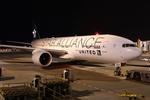 WING_ACEさんが、成田国際空港で撮影したユナイテッド航空 777-224/ERの航空フォト(飛行機 写真・画像)