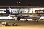WING_ACEさんが、成田国際空港で撮影した全日空 777-381/ERの航空フォト(飛行機 写真・画像)