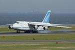 Scotchさんが、中部国際空港で撮影したアントノフ・エアラインズ An-124-100 Ruslanの航空フォト(写真)