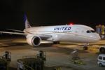 WING_ACEさんが、成田国際空港で撮影したユナイテッド航空 787-8 Dreamlinerの航空フォト(飛行機 写真・画像)