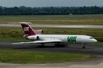 RUSSIANSKIさんが、デュッセルドルフ国際空港で撮影したエアVIA Tu-154Mの航空フォト(飛行機 写真・画像)