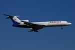 RUSSIANSKIさんが、アンタルヤ空港で撮影したロシア航空 Tu-154Mの航空フォト(飛行機 写真・画像)