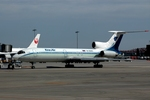 RUSSIANSKIさんが、北京首都国際空港で撮影したクラスエアー Tu-154Mの航空フォト(写真)