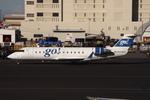 WING_ACEさんが、ダニエル・K・イノウエ国際空港で撮影したメサ・エアラインズ CL-600-2B19 Regional Jet CRJ-200ERの航空フォト(飛行機 写真・画像)