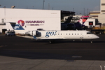 WING_ACEさんが、ダニエル・K・イノウエ国際空港で撮影したメサ・エアラインズ CL-600-2B19 Regional Jet CRJ-200LRの航空フォト(飛行機 写真・画像)