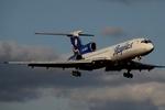 RUSSIANSKIさんが、ブヌコボ国際空港で撮影したヤクティア・エア Tu-154Mの航空フォト(写真)