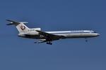 RUSSIANSKIさんが、アンタルヤ空港で撮影したオレンエア Tu-154Mの航空フォト(飛行機 写真・画像)