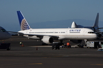 WING_ACEさんが、コナ国際空港で撮影したユナイテッド航空 757-222の航空フォト(飛行機 写真・画像)
