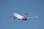 うっきーさんが、ロサンゼルス国際空港で撮影したハワイアン航空 767-3CB/ERの航空フォト(写真)
