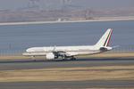 taka2217さんが、羽田空港で撮影したメキシコ空軍 757-225の航空フォト(飛行機 写真・画像)