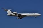 RUSSIANSKIさんが、アンタルヤ空港で撮影したコラビア Tu-154Mの航空フォト(飛行機 写真・画像)