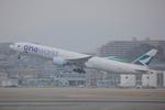 かつけんさんが、福岡空港で撮影したキャセイパシフィック航空 777-367/ERの航空フォト(写真)