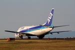 chalk2さんが、新潟空港で撮影したエアーネクスト 737-54Kの航空フォト(写真)