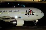 Gleimさんが、成田国際空港で撮影した日本航空 767-346の航空フォト(写真)