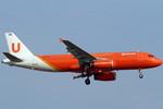 Itami Spotterさんが、スワンナプーム国際空港で撮影したUエアラインズ A320-231の航空フォト(写真)