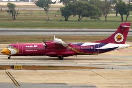 航空フォト:HS-TRB ノックエア ATR 72