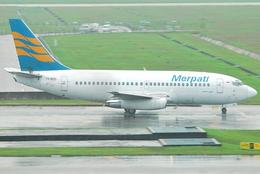 jun☆さんが、クアラルンプール国際空港で撮影したメルパチ・ヌサンタラ航空 737-217/Advの航空フォト(飛行機 写真・画像)