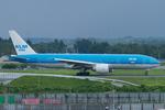 Scotchさんが、成田国際空港で撮影したKLMオランダ航空 777-206/ERの航空フォト(写真)