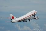 wing_oitさんが、大分空港で撮影した航空自衛隊 747-47Cの航空フォト(飛行機 写真・画像)