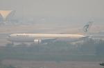 ひでかずさんが、スワンナプーム国際空港で撮影したビジネスエアー 767-341/ERの航空フォト(飛行機 写真・画像)