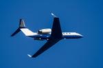 パンダさんが、羽田空港で撮影したJOHNSON&JOHNSON G-IVの航空フォト(飛行機 写真・画像)