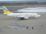 新潟空港 - Niigata Airport [KIJ/RJSN]で撮影されたAIR DO - Hokkaido International Airlines [HD/ADO]の航空機写真
