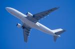 パンダさんが、成田国際空港で撮影したホンコン・ジェット A330-202の航空フォト(飛行機 写真・画像)