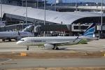 T.Sazenさんが、関西国際空港で撮影したエアプサン A320-232の航空フォト(飛行機 写真・画像)