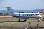 Kuuさんが、鹿児島空港で撮影したダイヤモンド・エア・サービス G-1159 Gulfstream IIの航空フォト(飛行機 写真・画像)