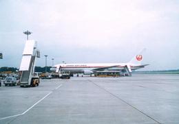 シンガポール・チャンギ国際空港 - Singapore Changi International Airport [SIN/WSSS]で撮影された日本航空 - Japan Airlines [JL/JAL]の航空機写真