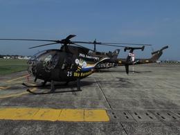 stray.sheeepさんが、宇都宮飛行場で撮影した陸上自衛隊 OH-6Dの航空フォト(飛行機 写真・画像)