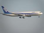 yumingさんが、羽田空港で撮影した全日空 767-381の航空フォト(飛行機 写真・画像)