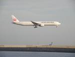 yumingさんが、羽田空港で撮影した日本航空 777-346の航空フォト(飛行機 写真・画像)