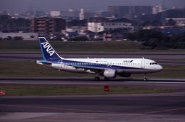 md11jbirdさんが、伊丹空港で撮影した全日空 A320-211の航空フォト(飛行機 写真・画像)